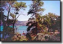 Rendezvous Beach on Bear Lake
