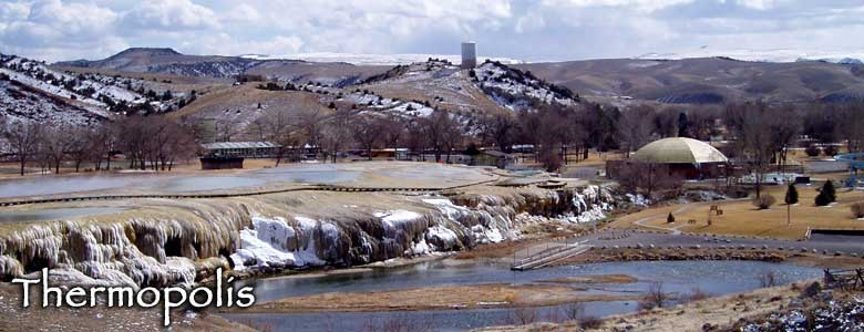 Thermopolis, Wyoming